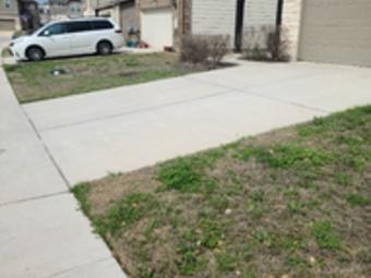 Yard mowing company in Georgetown, TX, 78626