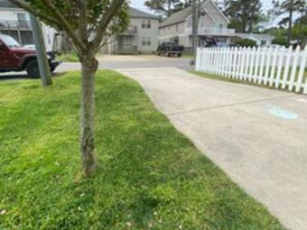 Yard mowing company in Virginia Beach, VA, 23462