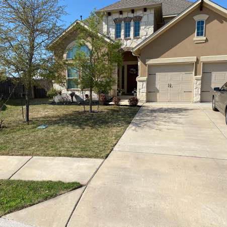 Yard mowing company in Pflugerville, TX, 78660