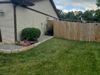 Yard mowing company in Indianapolis, IN, 46221