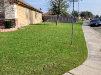 Yard mowing company in San Antonio, TX, 78209