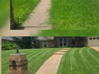 Yard mowing company in Temple, TX, 76502