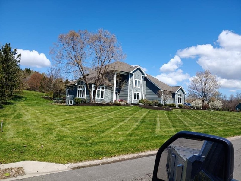 Yard mowing company in Waterville, NY, 13480