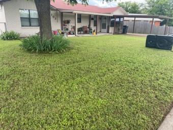 Yard mowing company in Wichita Falls, TX, 76308