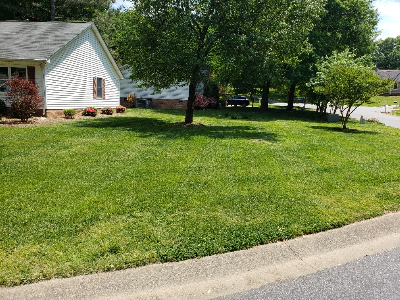 Yard mowing company in Concord, NC, 28027