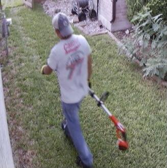 Yard mowing company in Live Oak, TX, 78233