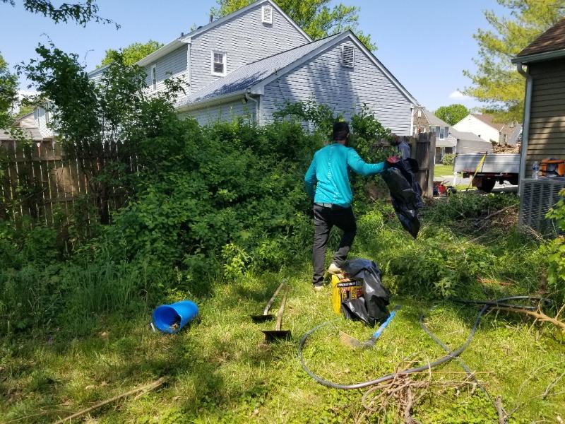 Yard mowing company in Wilmington, DE,