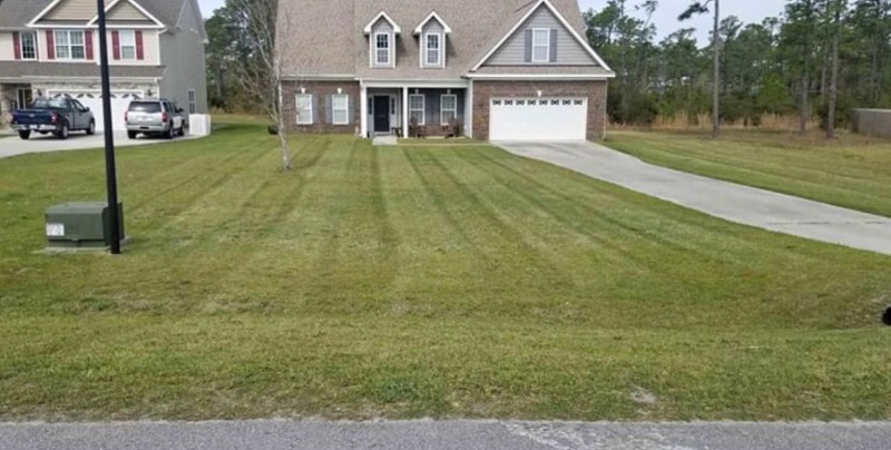 Yard mowing company in Pollocksville, NC, 28573