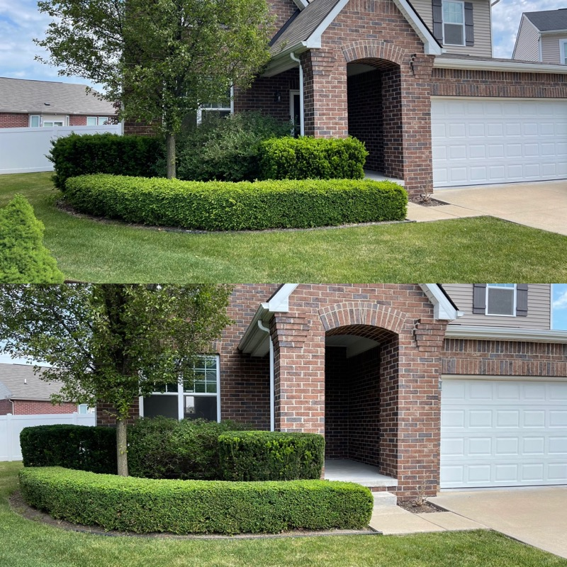 Yard mowing company in Redford Charter Township, MI, 48239