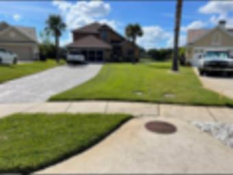 Yard mowing company in Buena Ventura Lakes, FL, 34743