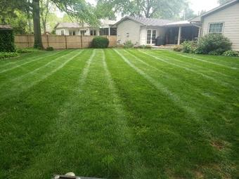 Yard mowing company in Huntsville, AL,
