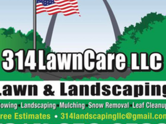 Yard mowing company in St. Louis, MO, 63118