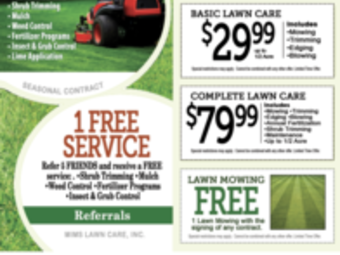 Lawn Care Service in Atlanta, GA, 30307