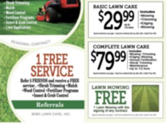 Lawn Care Service in Atlanta, GA, 30307