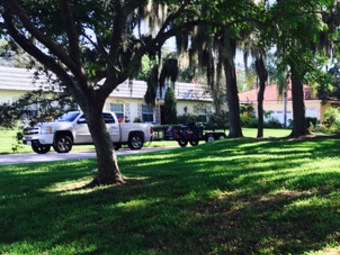 Lawn Care Service in Brandon , FL, 33511