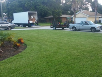 Lawn Care Service in St.Petersburg, FL, 33712