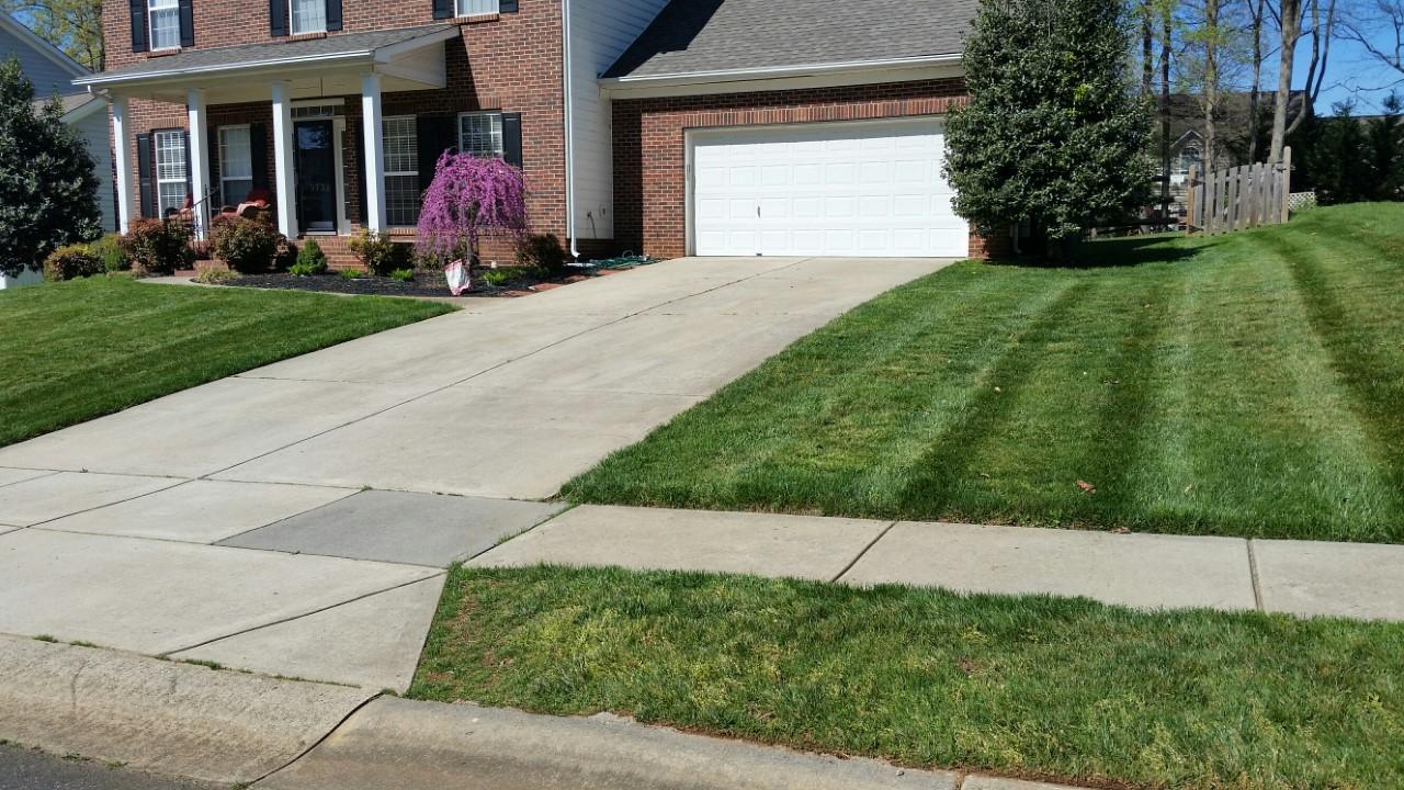 Lawn Care Service in Charlotte, NC, 28269