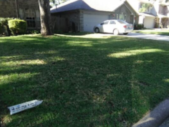 Lawn Care Service in Houston, TX, 77354
