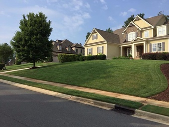 Lawn Care Service in Charlotte, NC, 28226