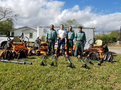 Lawn Care Service in Kingsville, TX, 78363