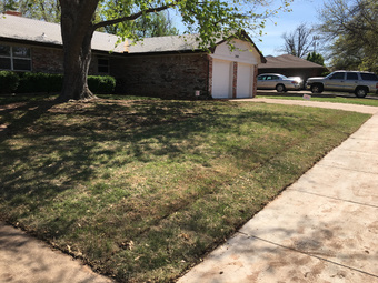 Lawn Care Service in Oklahoma City, OK, 73116