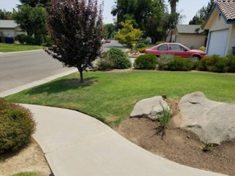 Lawn Care Service in Fresno, CA, 93727
