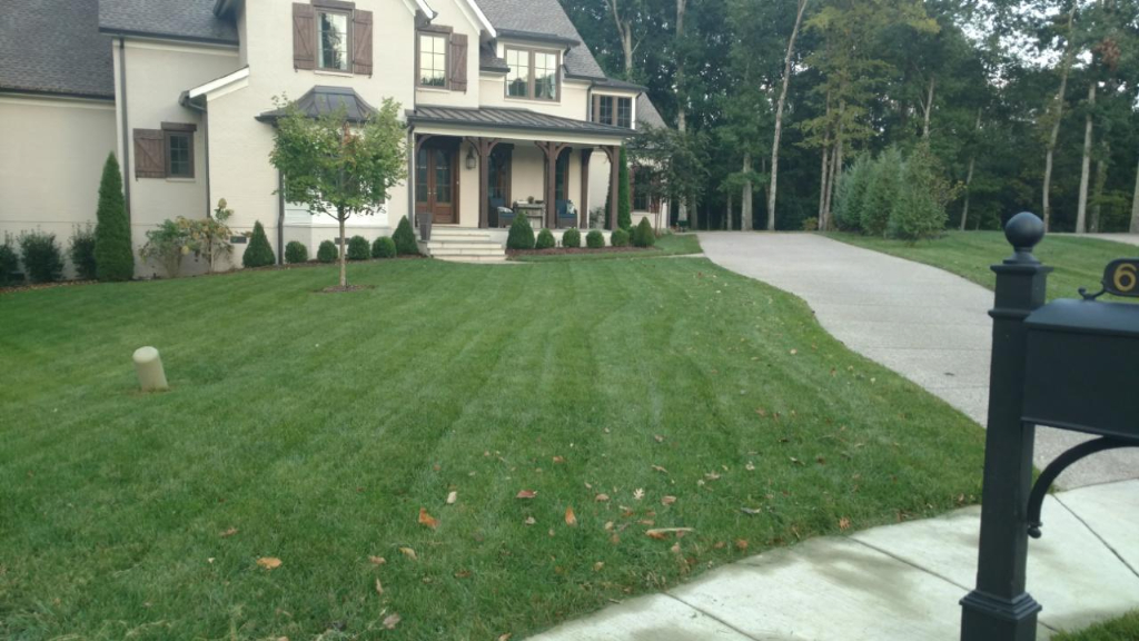 Lawn Care Service in Nashville, TN, 37209