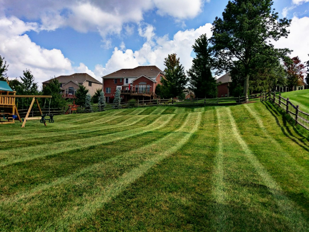 Lawn Care Service in Cincinnati, OH, 45247