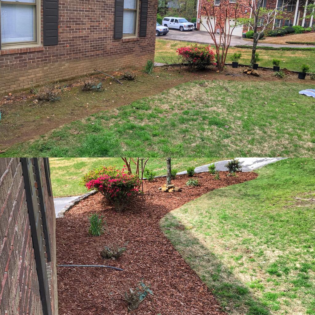 Lawn Care Service in Birmingham, AL, 35244
