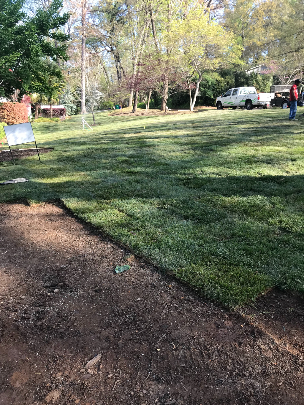 Lawn Care Service in Atlanta, GA, 30324