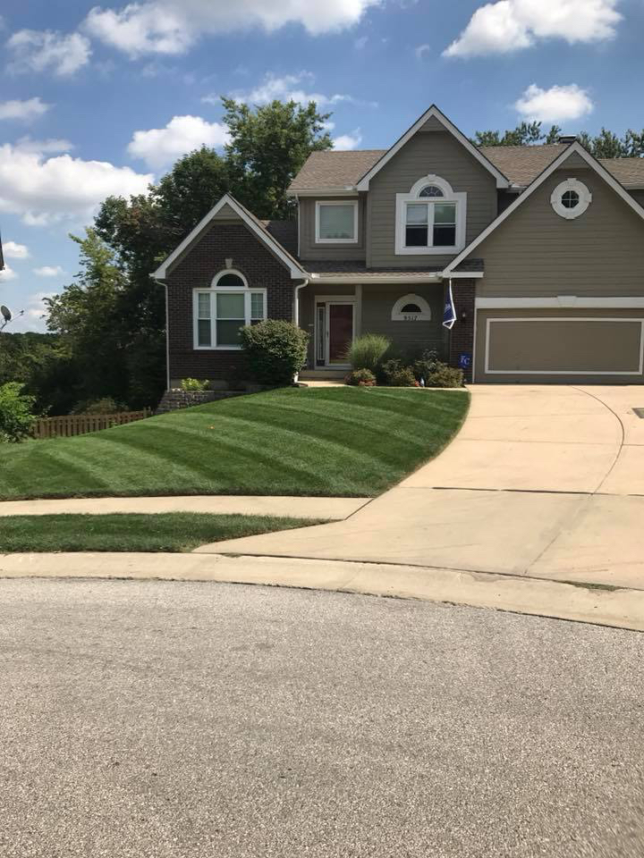 Lawn Care Service in Kansas City, MO, 64155