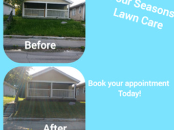 Lawn Care Service in Indianapolis, IN, 46241