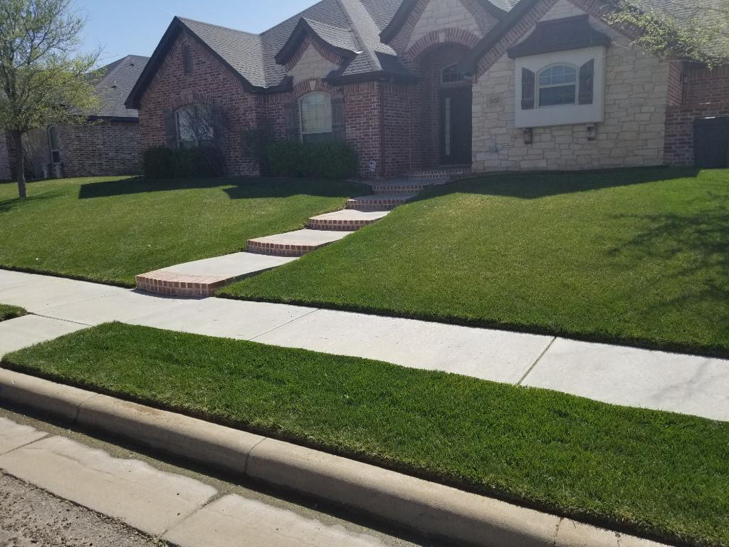 Lawn Care Service in Amarillo, TX, 79106