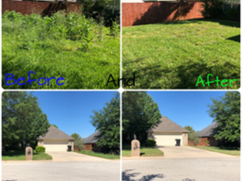 Lawn Care Service in Rogers, TX, 76569