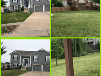 Lawn Care Service in Kansas City , MO, 64116