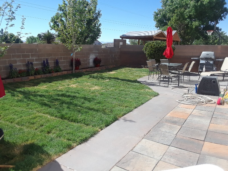 Lawn Care Service in Albuquerque, NM, 87110