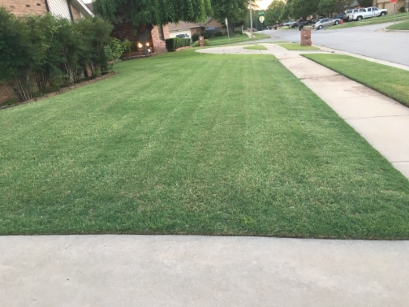 Lawn Care Service in Oklahoma City, OK, 73159