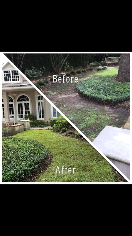 Lawn Care Service in Houston, TX, 77076