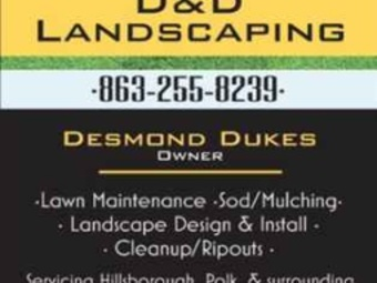 Lawn Care Service in Lakeland, FL, 33805
