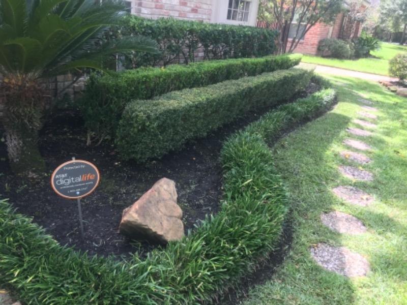 Lawn Care Service in Houston, TX, 77068