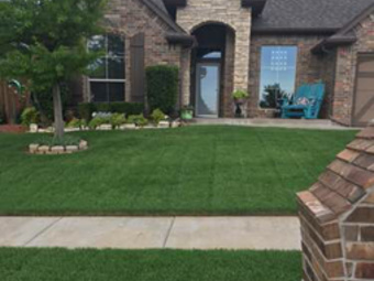Lawn Care Service in Oklahoma City, OK, 73118