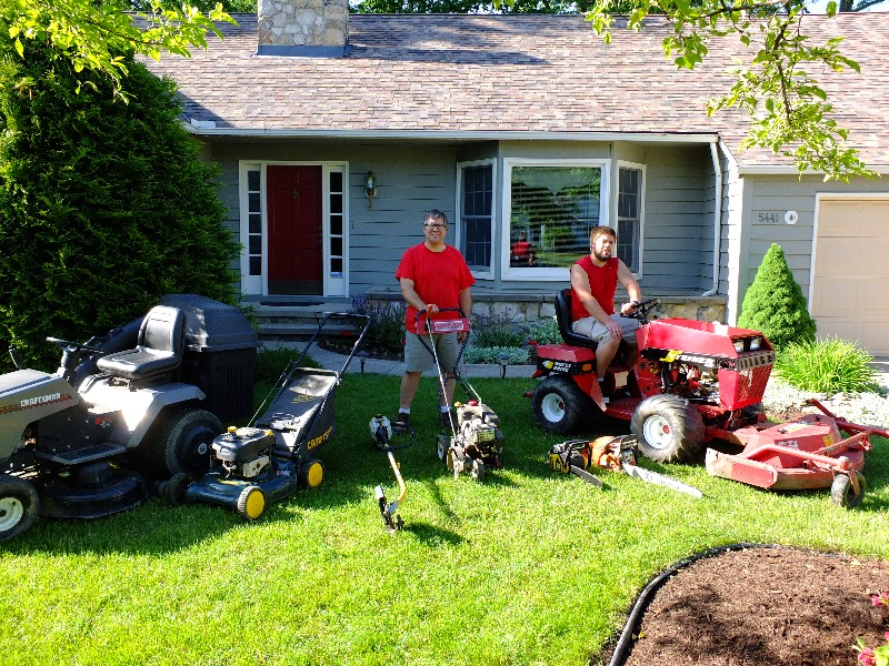 Lawn Care Service in Sheffield, OH, 44054