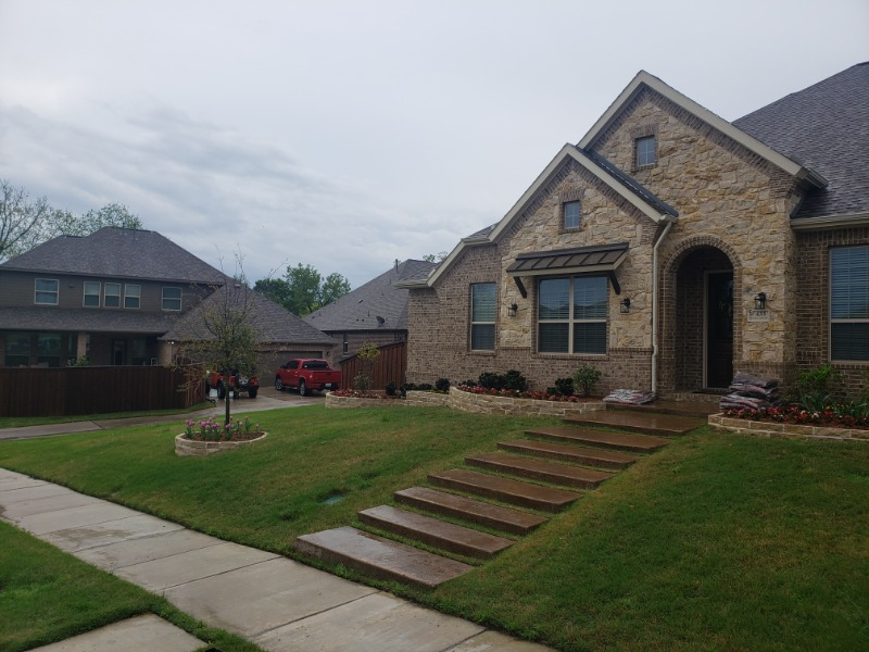 Lawn Care Service in Plano, TX, 75074