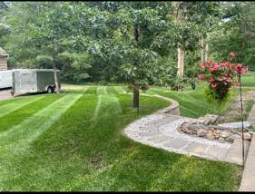 Lawn Care Service in Osseo, MN, 55311