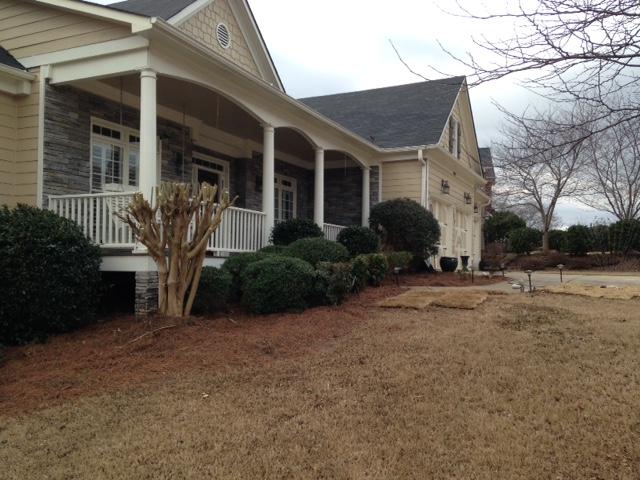 Lawn Mowing Contractor in Canton, GA, 30114