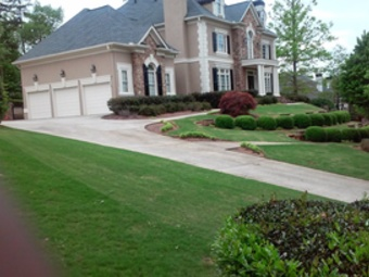 Lawn Mowing Contractor in Alpheretta, GA, 30009