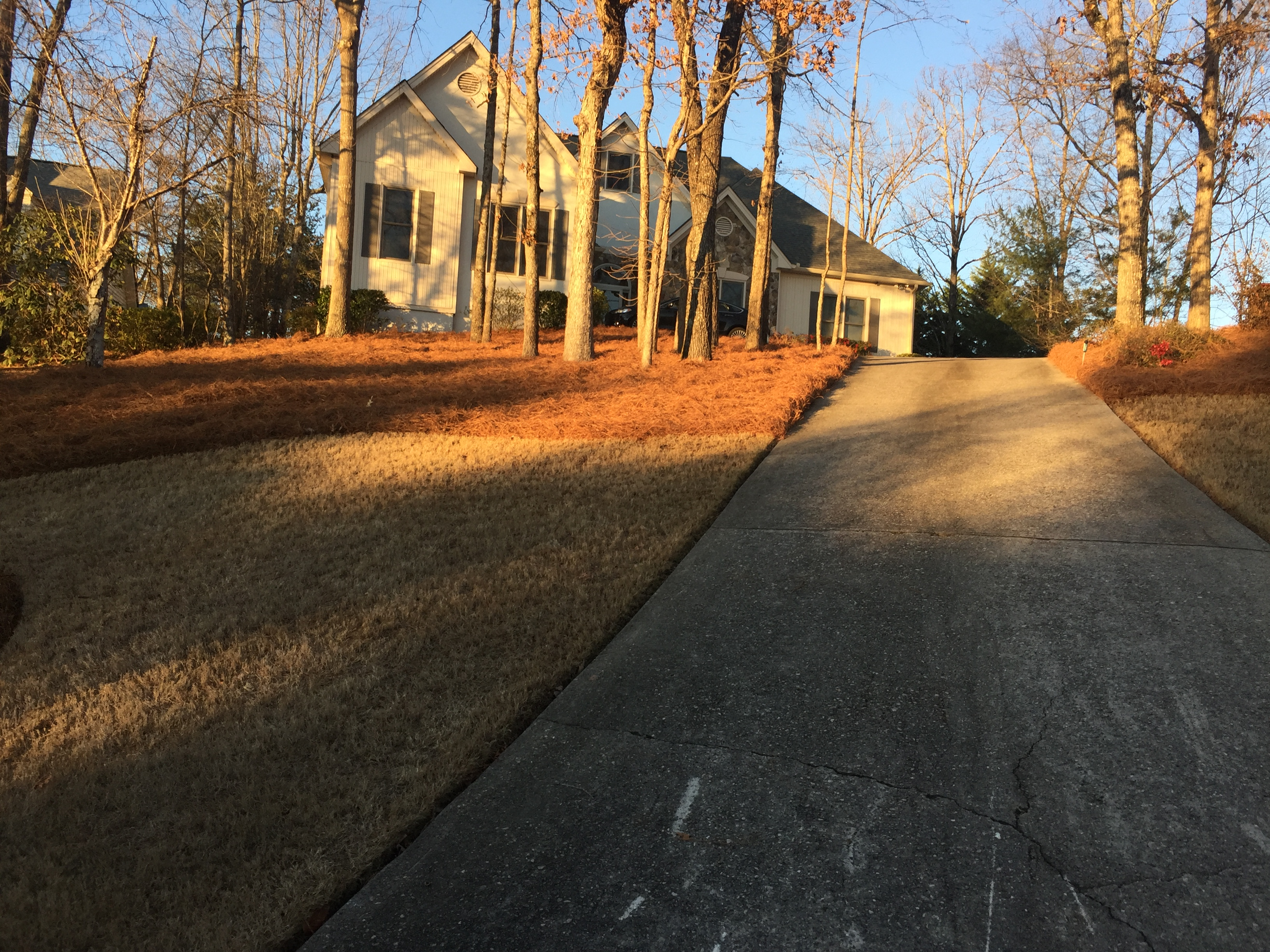 Lawn Mowing Contractor in Flowery Branch , GA, 30542