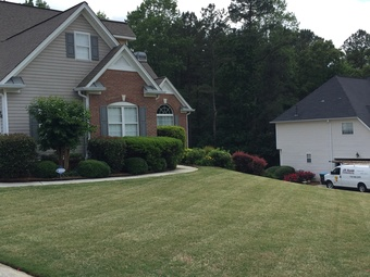 Lawn Mowing Contractor in Dallas , GA, 30157