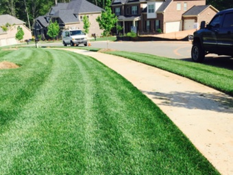 Lawn Mowing Contractor in Monroe , NC, 28112
