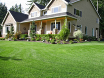 Lawn Mowing Contractor in St. Louis, MO, 63105